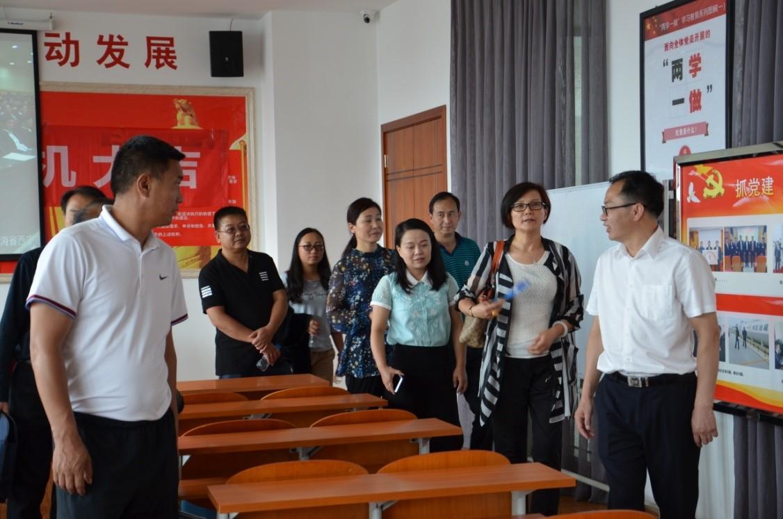 县委全面深化改革领导小组办公室主任苏志云,县委常委,县纪委书记王玉